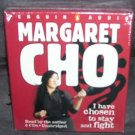 Margaret Cho I HAVE CHOSEN TO STAY AND FIGHT Audio Book Unabridged NEW 6 cds