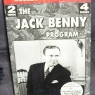 THE JACK BENNY PROGRAM 2 VHS TAPES * NEW * 4 episodes
