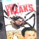 EIGHT LEGGED FREAKS VHS Video NEW! 2002