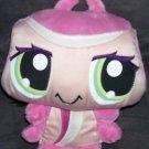 "Littlest Pet Shop Online WACKIEST LADYBUG Plush 8 1/2"" From 2008"