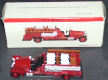 """Reader's Digest 1924 Buffalo Fire Engine 2001 4"""" PROMOTIONAL PRODUCT * NEW *"""