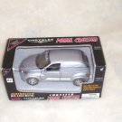 Boley MOTORIZED Chrysler Panel Cruiser SILVER Diecast 1:32 NEW!