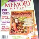 MEMORY MAKERS Scrapbook Ideas Magazine September, 2005 NEW! UNUSED