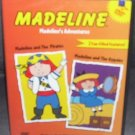 Madeline's Adventures DVD NEW! 2 Fun-Filled Features