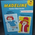 Madeline's Winter Vacation DVD NEW! 2 Fun-Filled Features