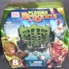 Mega Bloks PLASMA DRAGONS Battle Realm Booster Pack Set #9456 NEW IN BOX! 2007