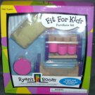 Ryan's Room FIT FOR KIDS Wooden Furniture Play Set NEW!