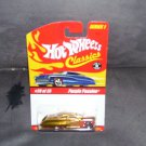 Hot Wheels Classics #20 of 25 PURPLE PASSION Diecast Gold w/Red Flames NEW!