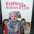 KNITTING FOR BABIES & KIDS Book NEW! First Printing, 2003 Hardcover