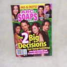 ABC Soaps In Depth April 25, 2006 Magazine Back Issue LIKE NEW!