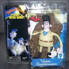 Wallace & Gromit The Curse of the Were-Rabbit VICTOR QUARTERMAINE Action Figure NEW!