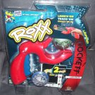 ROXX Rockett Launcher Game Accessory Toy & 2 TRIXX Cards NEW! 2012