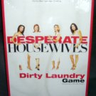 DESPERATE HOUSEWIVES Dirty Laundry Game NEW IN BOX! 2005