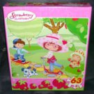 Strawberry Shortcake BERRY FUN Jigsaw Puzzle NEW! 63 pcs 2005