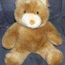 """Build A Bear Workshop LIGHT BROWN 12"""" Teddy Bear"""