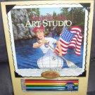 The American Girls ART STUDIO - MOLLY ART Set NEW!