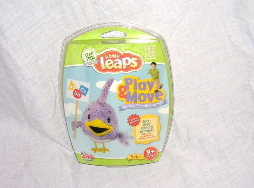 LEAP FROG BABY Little Leaps PLAY & MORE INTERACTIVE ...