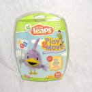 LEAP FROG BABY Little Leaps PLAY & MORE INTERACTIVE Learning Disc NEW!