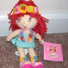American Greetings STRAWBERRY SHORTCAKE Summer Swimsuit Bathing Beauty Plush NWT