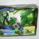 GREEN LANTERN Kilowog's Transforming Moto-Jet Figure & Vehicle NEW! 2010
