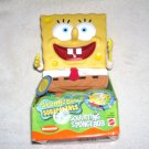 Spongebob Squarepants SQUIRTING SPONGEBOB Figure RARE! From 2000