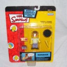 The Simpsons DATABASE Springfield Environment Voice Activated Figure NEW! 2003