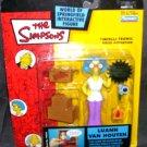 The Simpsons LUANN VAN HOUTEN Interactive World of Springfield Figure NEW!
