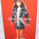 Barbie BLOOMINGDALES Calvin Klein Jeans Doll NEW IN THE BOX! Ltd Ed 1996