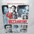 GREY'S ANATOMY The Complete Second Season UNCUT DVD Box Set NEW! From 2006