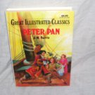 PETER PAN Great Illustrated Classic Book By J. M. Barrie NEW!1995 Hardcover