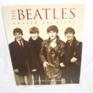 THE BEATLES UNSEEN ARCHIVES Book From 2003