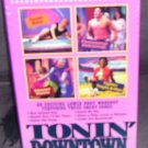 Richard Simmons TONIN' DOWNTOWN Fitness Exercise VHS Video NEW! 1996