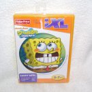 Fisher Price iXL Learning System SPONGEBOB SQUAREPANTS Software NEW & SEALED!