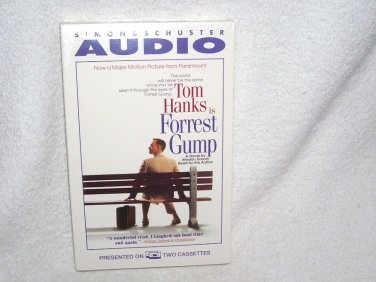 Forrest Gump by Winston Groom (1994, Audio Book Cassettes, Abridged) NEW!