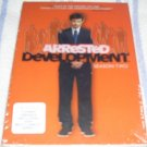 ARRESTED DEVELOPMENT Season Two DVD Set NEW! SEALED!