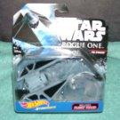 Hot Wheels Starships Star Wars Rogue One TIE STRIKER Diecast Vehicle NEW!