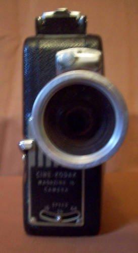 Vintage Cine Kodak Magazine 16 Camera