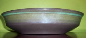 Franciscan Madeira Oval Divided Serving Dish 1960s 1970