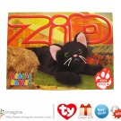 Beanie Babies Collector's Cards Series 4, 2nd Edition, ZIP the Black Cat #257 Lot Listed!