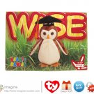 Beanie Babies Collector's Cards Series 4, 2nd Edition, WISE the Graduation Owl #254 Lot Listed!