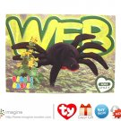 Beanie Babies Collector's Cards Series 4, 2nd Edition, WEB the Spider #253 Lot Listed!