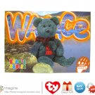 Beanie Babies Collector's Cards Series 4, 2nd Edition, WALLACE the Scottish Bear #252 Lot Listed!