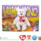 Beanie Babies Collector's Cards Series 4, 2nd Edition, VALENTINO the Bear #251 Lot Listed!