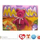 Beanie Babies Collector's Cards Series 4, 2nd Edition, TEDDY MAGENTA the Bear #245 Lot Listed!