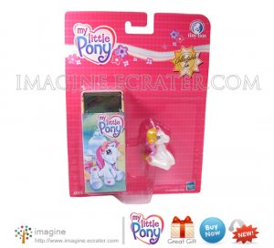 Hasbro My Little Pony MLP Tiny Tins SUNNY DAZE Mint on Card MOC - New from 2003 - A Lot More Listed!