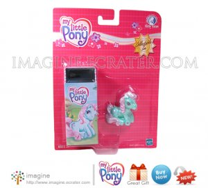 Hasbro My Little Pony MLP Tiny Tins MINTY Mint on Card MOC - New from 2003 - A Lot More Listed!