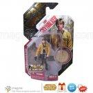 Rare Star Wars Ultimate Galactic Hunt UGH 2007 Luke Skywalker w/Gold Collector Coin MOMC