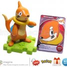 Buizel #418 Pokemon Diamond and Pearl Series 9 Figure Card Battle Link Nintendo Jakks Pacific ©2008