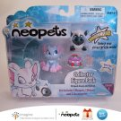 Neopets Series 1 Collector Figure Pack Striped Acara & Babaa Petpet Jakks Pacific 2008 New in Box