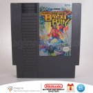 Tested & Works - The Adventures of Bayou Billy - NES Game Cartridge Konami Nintendo © 1985